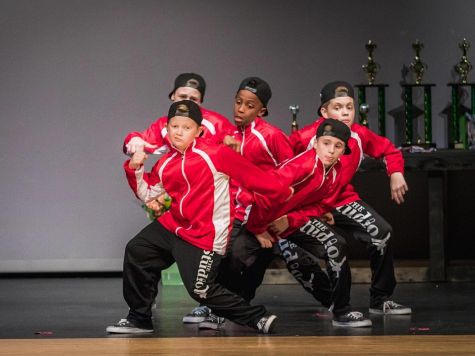 Hip Hop Classes Kansas City